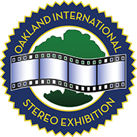 Oakland International Stereo Exhibition Logo